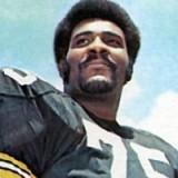 NFL Hall of Fame Defensive Tackle Joe Greene