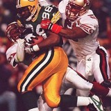 Keith Jackson of the Green Bay Packers