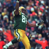 Packers Tight End Keith Jackson