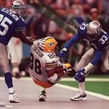 Keith Jackson, Green Bay Packers 1995-1996