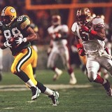 Packer Tight End Keith Jackson