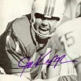 Joe Kapp, Boston Patriots Quarterback 1970