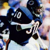 Hall of Fame Chicago Bear Linebacker Mike Singletary