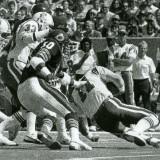 Hall of Fame Chicago Bear Linebacker Mike Singletary