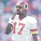 Doug Williams, Washington Redskins 1987-1989
