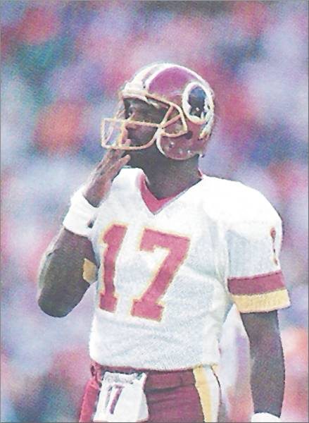 Doug Williams, Washington Redskins 1987-1989