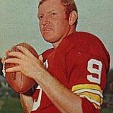 Sonny Jurgensen, Washington Redskins Quarterback 1964-1974