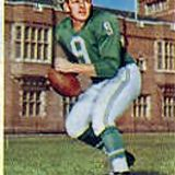 Sonny Jurgensen, Philadelphia Eagles Quarterback 1957-1963