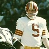 Sonny Jurgensen, Washington Redskins Quarterback 1964-1974