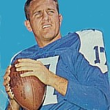 Don Meredith, Dallas Cowboys Quarterback 1960-1968
