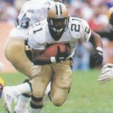 Dalton Hillard 1989 New Orleans Saints