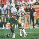 Dalton Hillard, 1992 New Orleans Saints