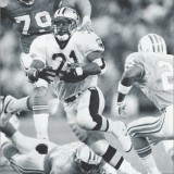 Dalton Hillard 1990 against Houston
