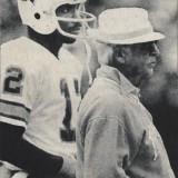 Doug Williams and John McKay of the Tampa Bay Buccaneers