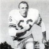 Joe Schmidt - Hall of Fame Detroit Lion Linebacker