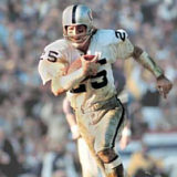 Fred Biletnikoff Hall of Fame Receiver, Oakland Raiders 1965-1978