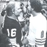 Archie Manning and Kenny Stabler in this 1983 Photo