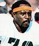 Coy Bacon, Defensive Lineman, 1968-1981