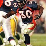 Terrell Davis, Running Back, Denver Broncos 1995-2001