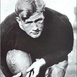 Ernie Nevers of the Chicago Cardinals