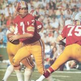 Billy Kilmer, Washington Redskins, 1971-1978