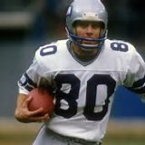 Steve Largent Seattle Seahawks 1976-1989