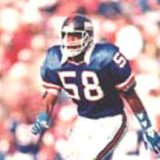 Carl Banks, Linebacker. New York Giants