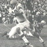 Rookie Paul Robinson in 1968