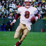 49er Quarterback Steve Young