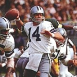 Cowboy Quarterback Craig Morton