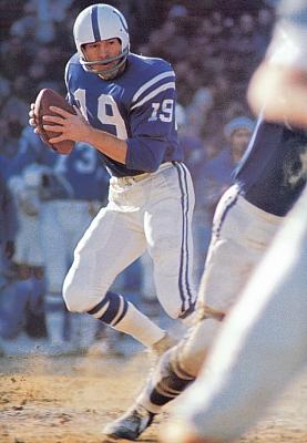 NFL Legend John Unitas