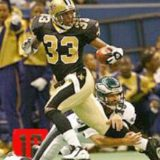 Ashley Ambrose, New Orleans Saints, 1999, 2003-2004