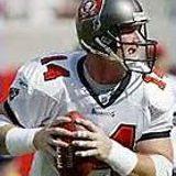 Bucs Quarterback Brad Johnson, 2001-2004
