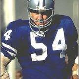 Chuck Howley, Dallas Cowboys Linebacker 1960-1972