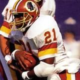 Redskins Running Back Earnest Byner