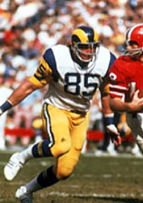 Jack Youngblood, Defensive End, Los Angeles Rams 1971-1984