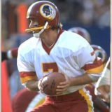 Joe Theismann Washington Redskins Quarterback 1974-1985