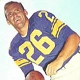 Jon Arnett, Runningback 1957-1966
