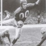 Steve Bagarus, NFL Runningback/Defensive Back 1944-1948