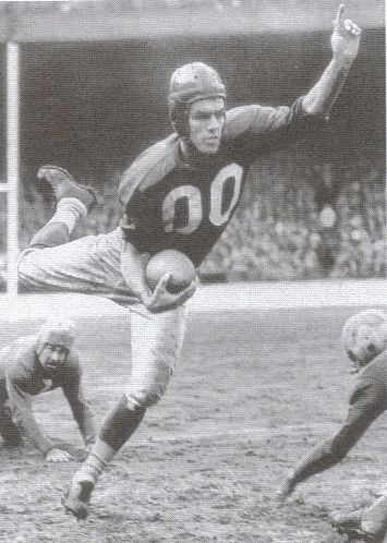 Steve Bagarus, NFL Runningback/Defensive Back 1944-1948