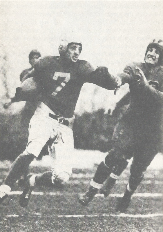 Earl Dutch Clark 1935 Detroit Lions