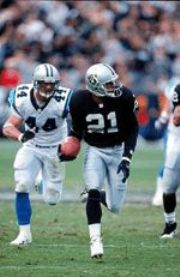 Eric Allen Oakland Raiders 1997-2001