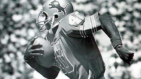 "Jimmy ""Spider"" Allen - Defensive Back, Detroit Lions 1978-1981"