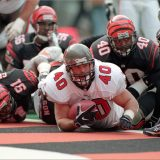 Mike Alstott Scores Against Bengals - 1998