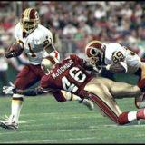 All-Pro NFL Runningback Terry Allen, 1991-2001