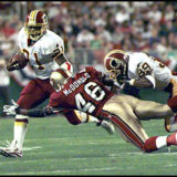 All-Pro NFL Runningback Terry Allen, 1991-2001