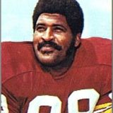 Verlon Biggs, NFL Defensive lineman 1965-1974