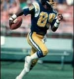 Wes Chandler, San Diego Chargers Receiver 1980-1988