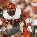 Anthony Munoz,  Cincinnati Bengals, 1980-1992
