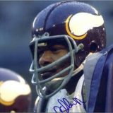 Carl Eller Minnesota Viking Hall of Fame
